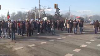 """Горублянци се готвят да блокират """"Цариградско шосе"""" в пиков час"""