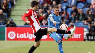 Хетафе временно зад Реал и Барса в Ла Лига