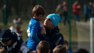 Освободен от Левски треньор започна работа в Царско село