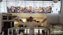 Шеф Виктор Ангелов отваря ново заведение за хранене