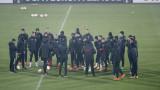 Без контузии в ЦСКА след тренировката в Румъния