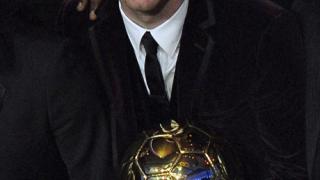 """Във Франция: Меси печели """"Златната топка"""""""