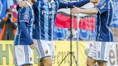Юргорден излиза почти без пари на Левски