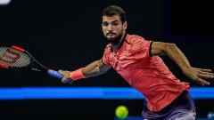 Григор Димитров се измъчи с гигант от Южна Африка, но е на полуфинал (ВИДЕО)