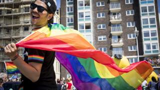 Лицата от гей парада в Брайтън (СНИМКИ)