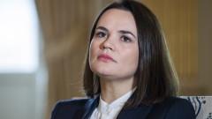Тихановска обеща да преразгледа договореностите на Лукашенко с Русия