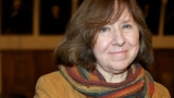 Беларуската писателка Светлана Алексиевич печели Нобела за литература за 2015 г.