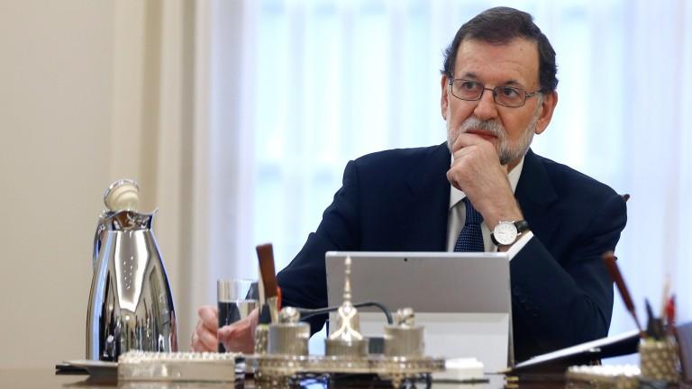 Обявихте ли независимост, пита испанското правителство Каталуния