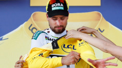 "Петер Саган спечели нов етап от ""Тур дьо Франс"""