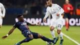 Реал (Мадрид) се раздели с нападател