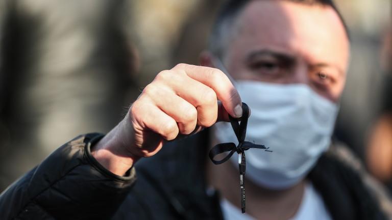 Турция с ръст на COVID заразени и починали