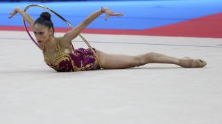 Невяна Владинова без конкуренция на държавното първенство по художествена гимнастика