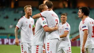 Дания вече е на победа дистанция от директна виза за Катар