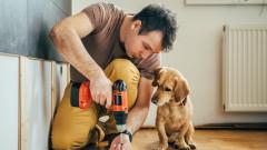 Лятото - време за ремонт вкъщи