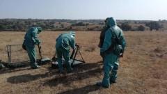 Военни тренират реакция при ядрена и химическа атака