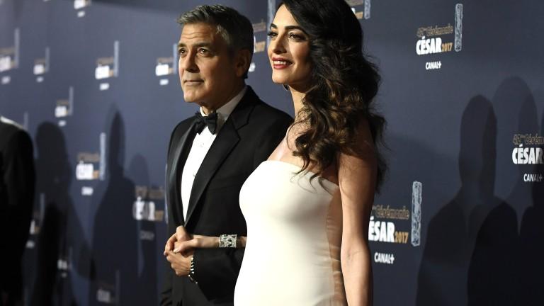 Джордж Клуни стана баща