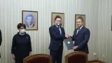 Румен Радев връчи мандата на Даниел Митов