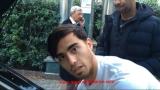 СНИМКА: Сусо е в Милано, мина медицински прегледи