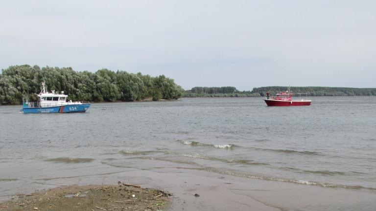 Правят р. Дунав по-дълбока заради корабоплаването