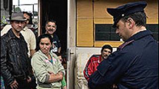 167 ромски гета разрушават в Италия