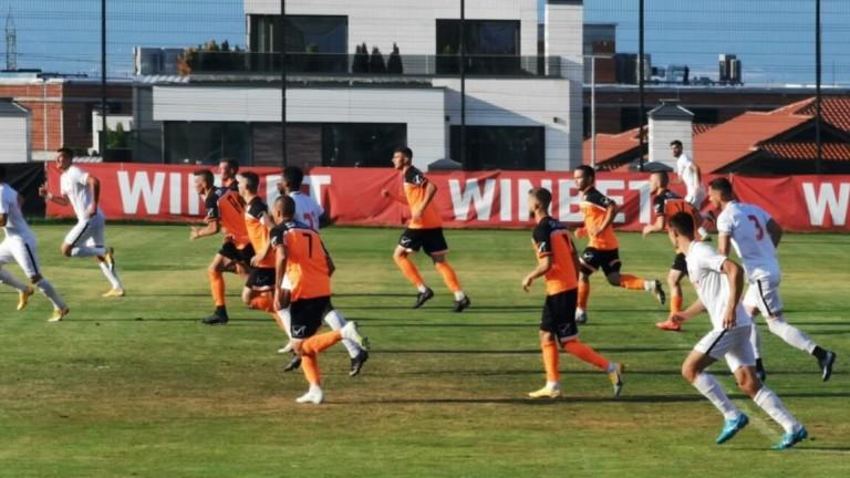 Царско село пак вкара четири гола в контрола
