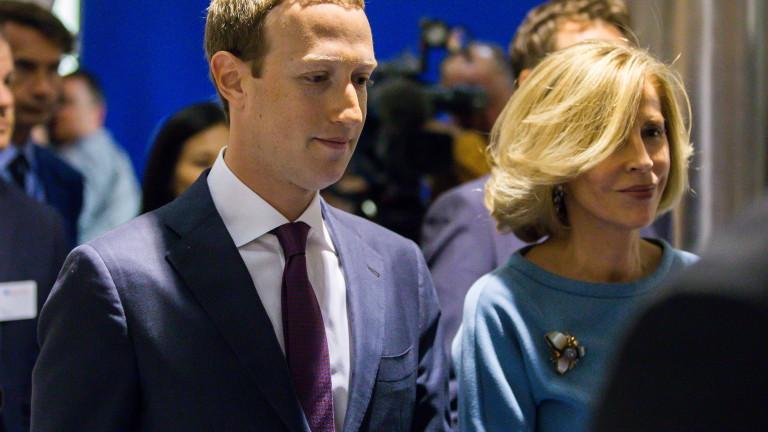 Недоволни останаха евродепутатите от изслушването наизпълнителния директор на Facebook Марк