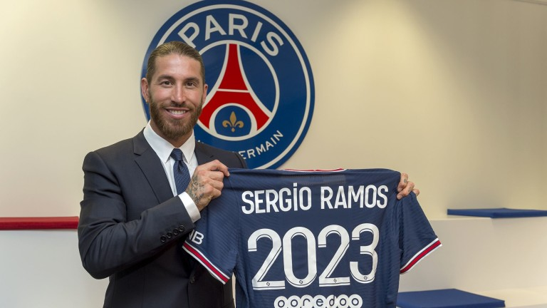 Официално: Серхио Рамос е футболист на ПСЖ