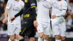 Реал се похвали с головете на Би Би Си (ВИДЕО)
