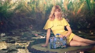 Чанти Louis Vuitton по дизайн на Джеф Кунс