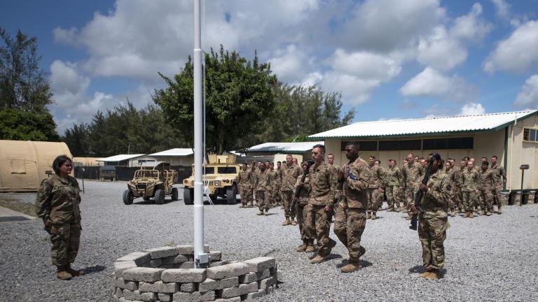 Тръмп нареди изтегляне от Сомалия