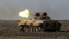 Иран провежда сухопътно учение до границата с Ирак