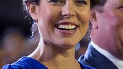 Принцесата на Монако стана баба