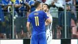 Един Джеко и Миралем Пянич ще играят срещу България