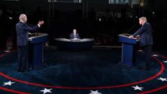 Проучвания: Байдън печели първия дебат срещу Тръмп