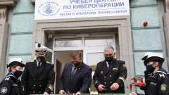 Морското училище във Варна се сдоби с Център по кибероперации