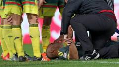 Алекс се възстановява след тежкия удар в главата