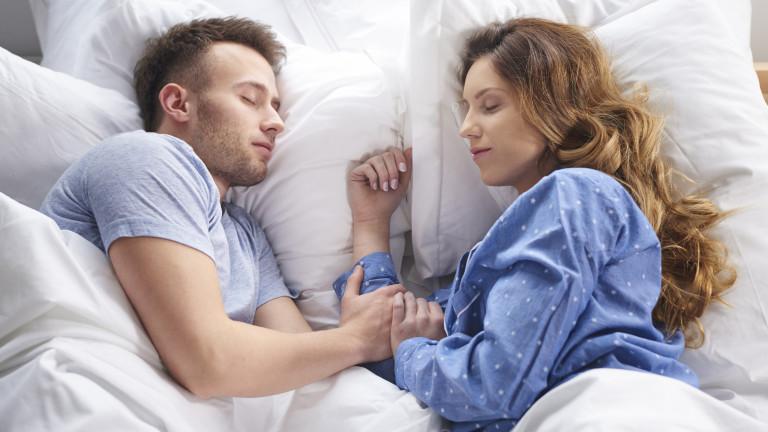 В коя държава и мъжете, и жените спят най-спокойно
