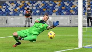 Милан взима нов вратар, за да реши кризата