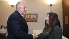 Борисов доволен от добрите ни връзки със САЩ в областта на отбраната