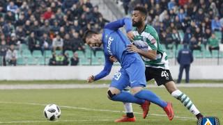 Болките в коляното няма да спрат Станислав Костов за битката с ЦСКА