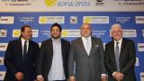 Обявиха всички участници в Sofia Open