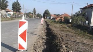 Табела в центъра на Кирково заблуждавала за разстоянието до съседното село