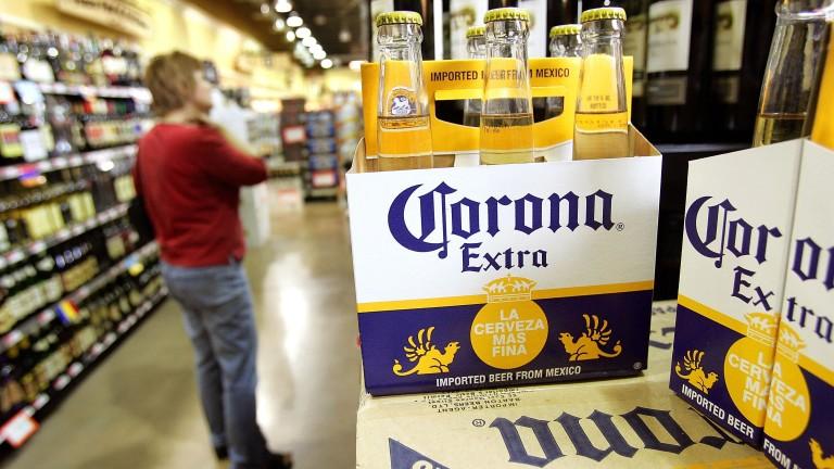 Коронавирусът доведе до загуба производителя на бира Corona