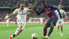Юнайтед и Арсенал следят ситуацията с Усман Дембеле