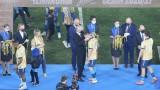 Зенит е шампион за трети пореден път след разгром над Локо (Москва)