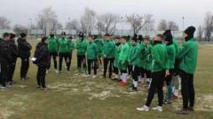 Хебър продължава похода към професионалния футбол