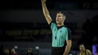 Мартин Хорозов ще свири Германия - Канада на баскетболния Мондиал