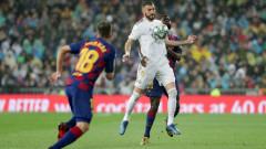 Бензема има толкова попадения в Ла Лига, колкото всички останали атакуващи играчи на Реал