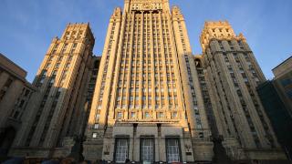 От Руското външно министерство коментираха извеждането на български дипломат