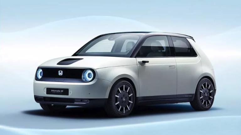 Honda e Prototype - ретро визията, на която не можем да устоим